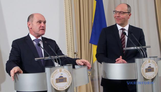 Austria interested in economic development of Ukraine - president of National Council
