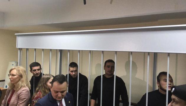 Суд у Москві залишив за гратами вже 20 українських моряків