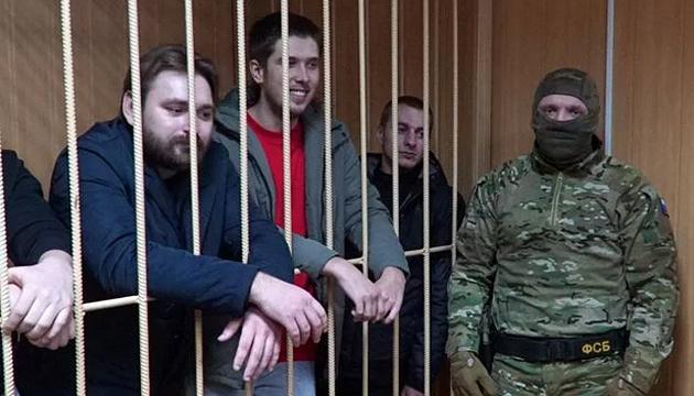 Россия должна немедленно освободить захваченных украинских моряков - ООН