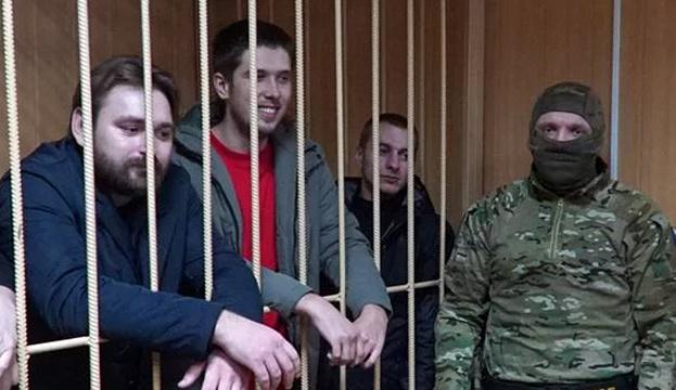 Захваченные Россией украинские моряки являются военнопленными - ООН