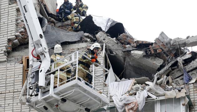 В российском городе Шахты число погибших в результате взрыва выросло до пяти