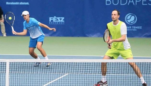 Australian Open: Молчанов і Зеленай поступилися  у другому колі парного розряду