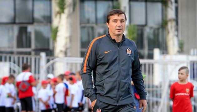 Ігор Леонов – головний тренер «Арсенал-Київ»
