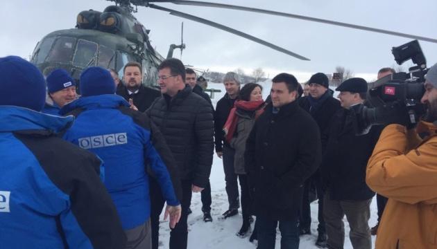 Голова ОБСЄ говоритиме з Росією про моніторингову місію в окупованому Криму