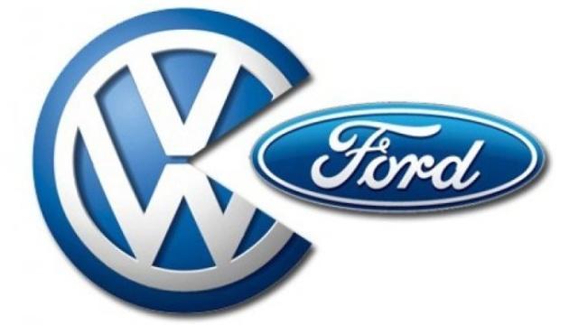Ford і Volkswagen оголосили про спільне виробництво авто