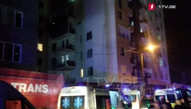 У Тбілісі стався вибух газу в багатоповерхівці, є постраждалі