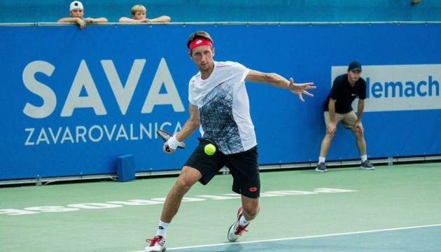 Стаховський програв парну зустріч турніру АТР у Ренні