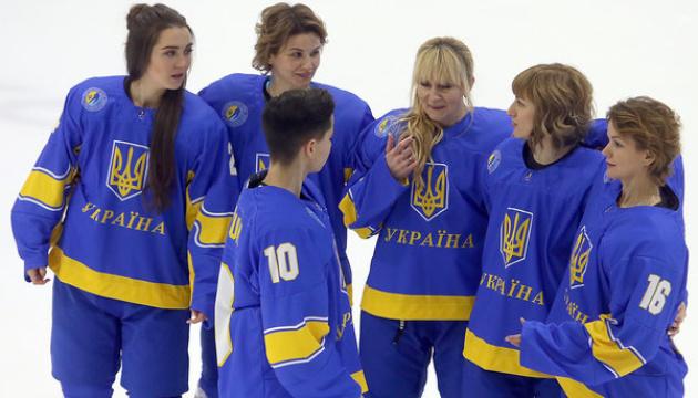 Жіноча збірна України з хокею виграла кваліфікацію чемпіонату світу Дивізіону ІІВ