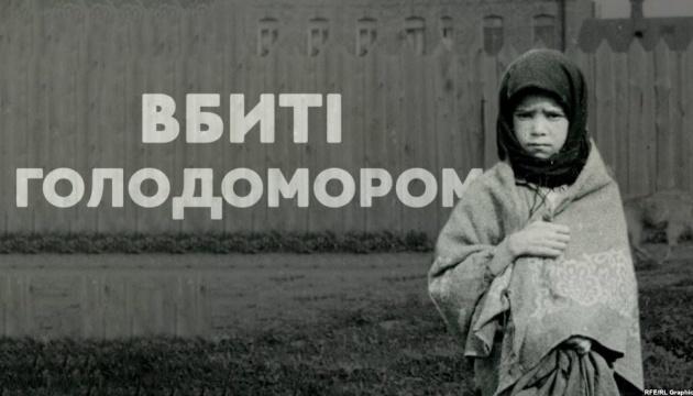 Le Holodomor 1932 -1933 dans les souvenirs des témoins