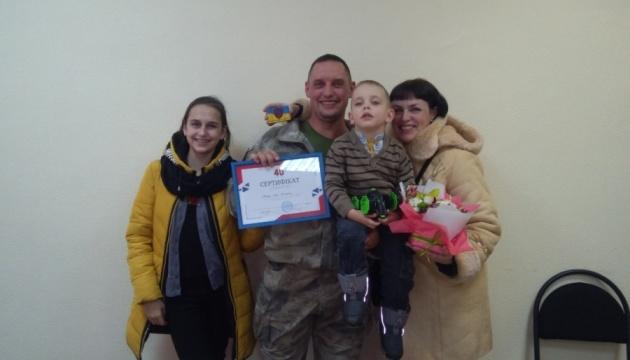 «Українці разом»: власники соціальних карток учасника АТО отримали перші квартири