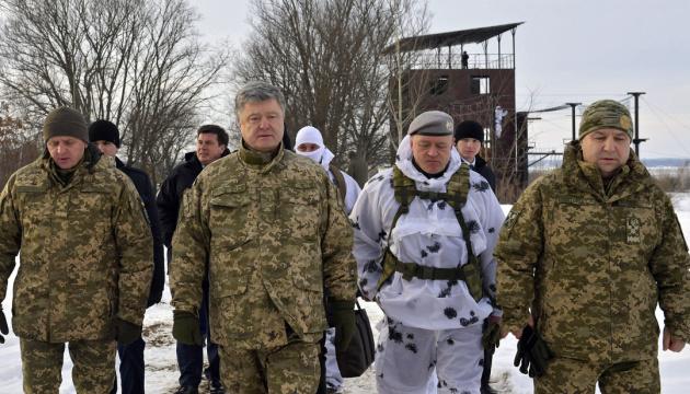 Petro Porochenko : Un communiqué secret concernant les conclusions de la loi martiale a été publié