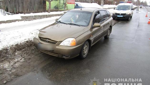 На Київщині водій збив двох школярів