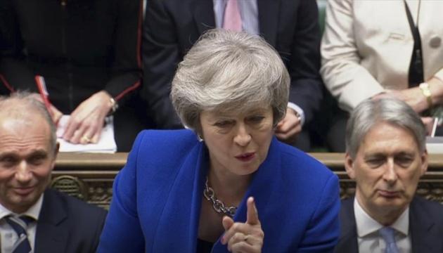 """Підготовка до """"жорсткого"""" Brexit триватиме попри відтермінування - Мей"""