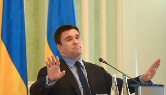 Foreign Ministry not to register Russian observers in presidential election - Klimkin