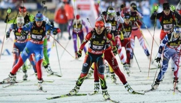 Кубок світу з біатлону: етап в Антхольці завершать мас-старти