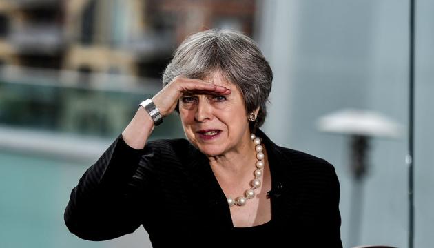 Brexit: Мей проводить перемовини з міністрами перед промовою у парламенті