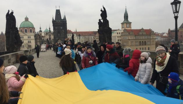 Украинцы Чехии готовы поддержать украинскую армию в случае необходимости