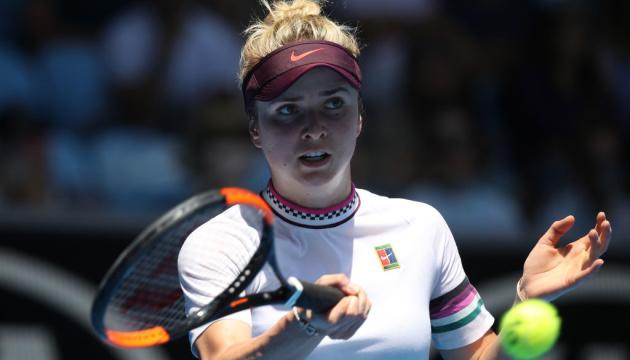 Australian Open: Elina Switolina schafft es ins Viertelfinale