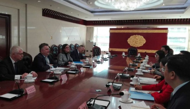 Україна та Китай обговорили співпрацю у рамках ЮНЕСКО