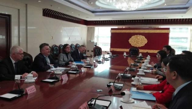 Ucrania y China deliberan cooperación en el marco de la Unesco