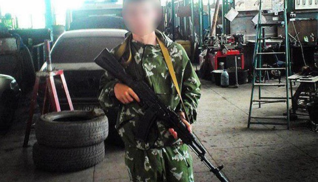 На Донбасі затримали бойовика