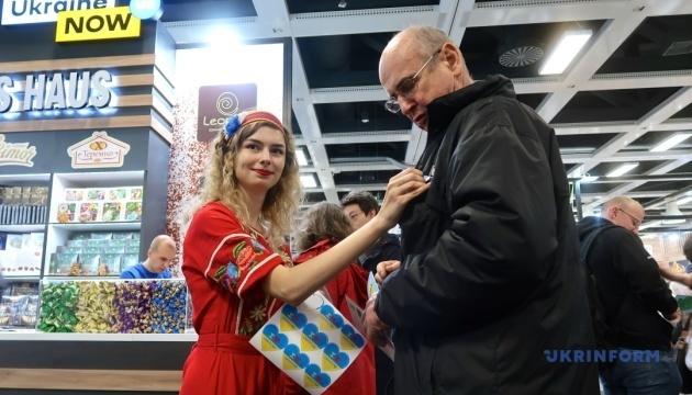 Ucrania durante la Semana Verde en Berlín: Ukraine Now y rock étnico