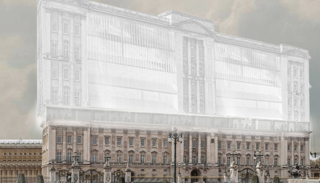 Букингемский дворец хотят превратить в многоэтажку