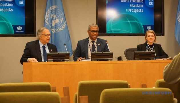 Ризики у світовій економіці продовжують накопичуватися - головний економіст ООН