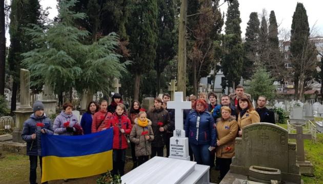 У День соборності у Стамбулі вшанували пам'ять Мурського