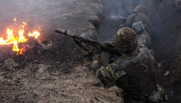Militants violated ceasefire in Donbas five times in last day