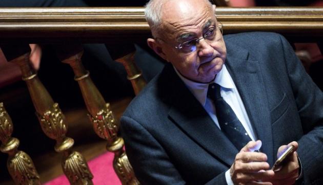Італійський сенатор вибачився за твіт