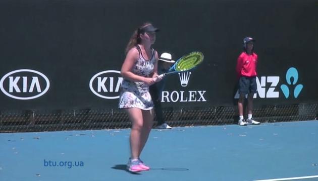 Australian Open: Снігур вийшла до 1/4 фіналу юніорського турніру