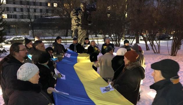 У Ризі вшанували Шевченка і подивились фільми про українську революцію і соборність
