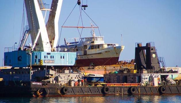 За п'ять років окупації у кримські порти заходили понад 600 іноземних суден