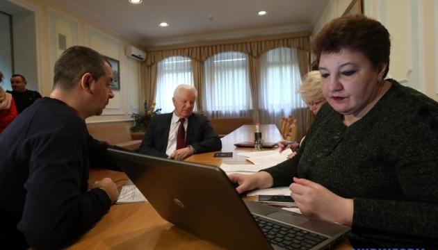Вибори: Мороз і Кошулинський подали документи у ЦВК