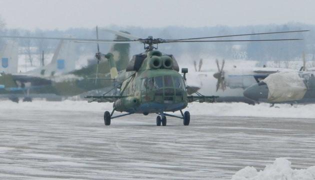 Модернізовані Мі-8 пройшли перші військові навчання