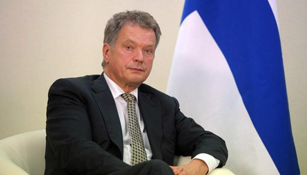 В Україну з візитом приїде президент Фінляндії