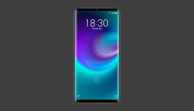 Meizu розробила перший у світі смартфон без жодного отвору