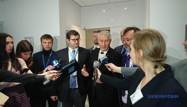 Українська делегація в ПАРЄ прокоментувала зустріч з Ягландом
