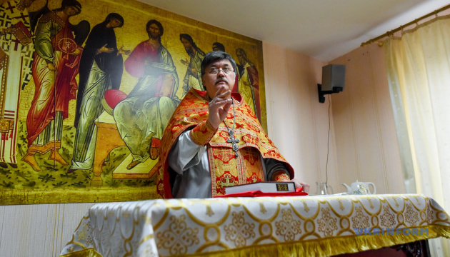 Український церковний шлях, Запоріжжя: Повернення на батьківщину