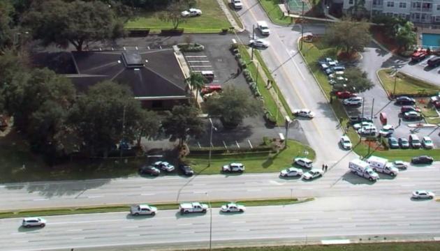 Напад на банк у Флориді: загинули п'ятеро людей