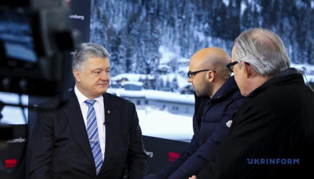 Росія уже втручається у вибори в Україні – Президент