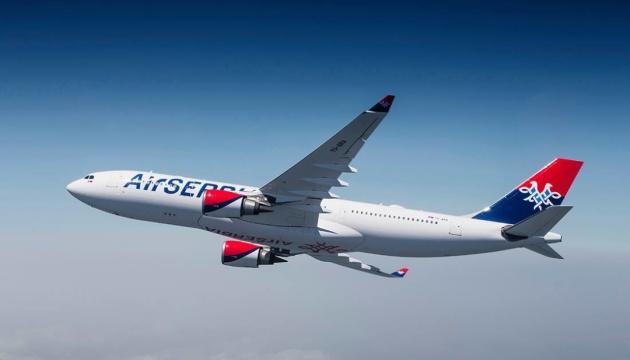 La Serbie remet en service des vols directs vers l'Ukraine