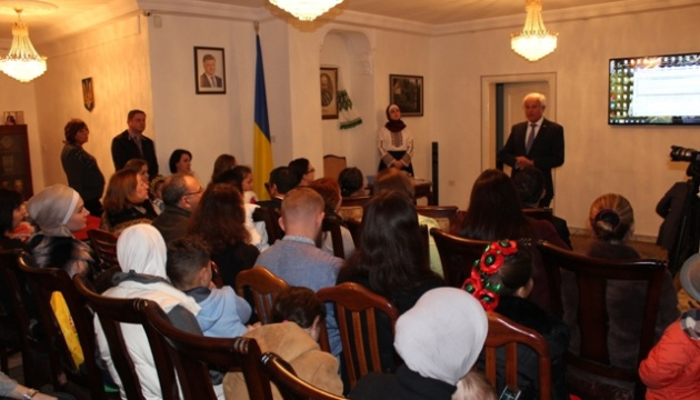 У Йорданії читали вірші про Україну
