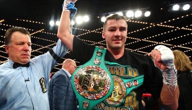Бокс: Гвоздик захищатиме титул 30 березня