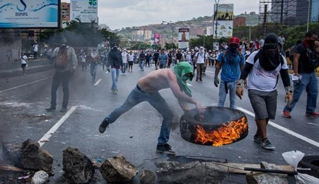 Американців закликають негайно виїхати з Венесуели