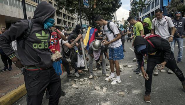 Истекает срок ультиматума, выдвинутого 7-ю странами президенту Венесуэлы