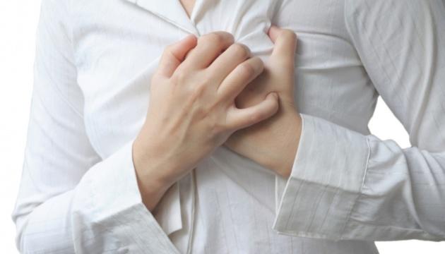 Супрун розповіла про особливості серцевого нападу в жінок