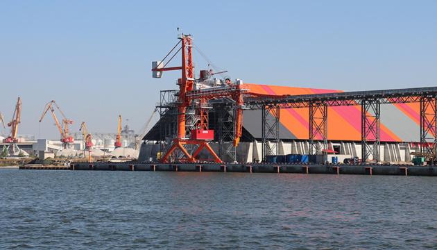 Новий зерновий термінал внесли до Реєстру морських портів - АМПУ