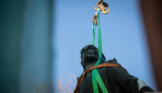 Демонтований у Києві пам'ятник Суворову передадуть швейцарському музею
